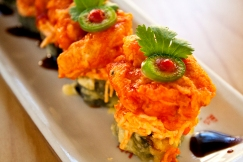 Chili Shrimp Roll 2