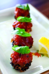 Crispy Spicy Tuna 2