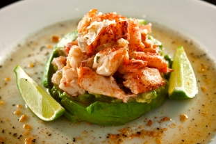 Lobster ceviche