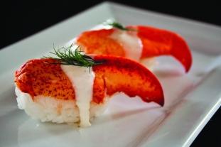 Lobster Nigiri