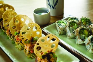 Sushi - Sake
