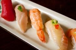 Sushi Sampler