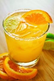 Tangerine Margarita 2