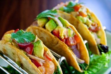 Trio of Tacos 4